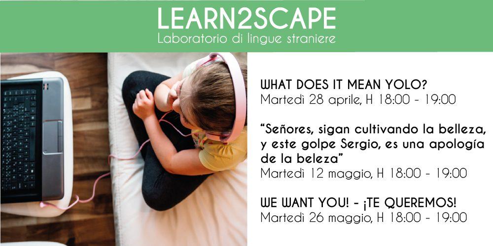 ORIZZONTE LIVE - learn2scape
